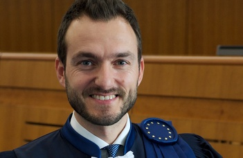 Róbert Ragnar Spanó (Judge and Vice-president of the European Court of Human Rights)
